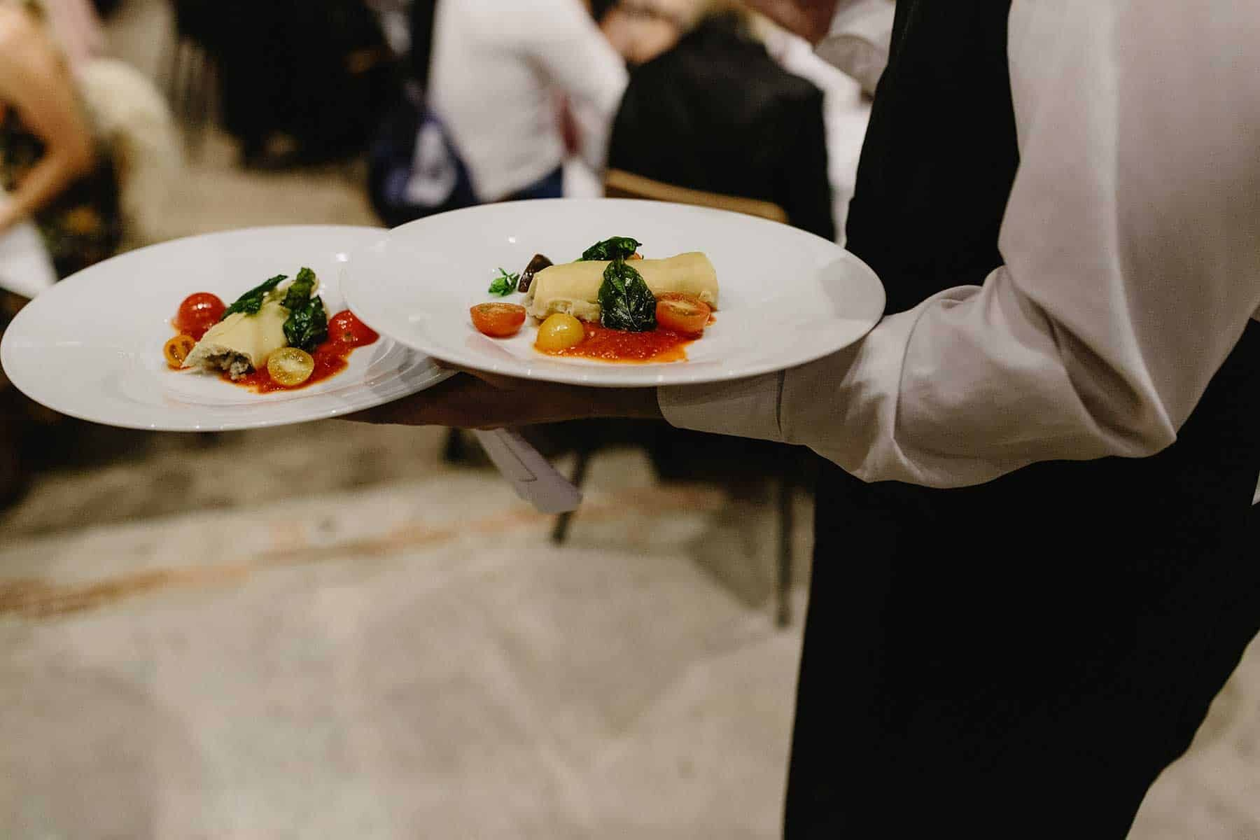 Peter Rowland catering Melbourne
