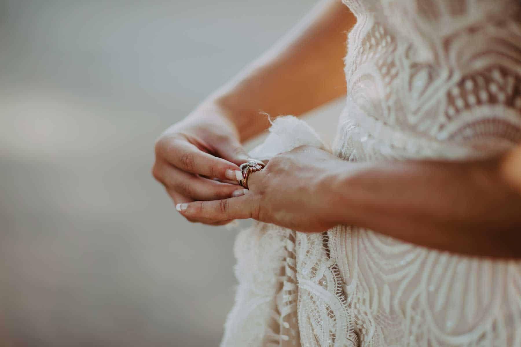 creative Perth wedding photographer James Simmons