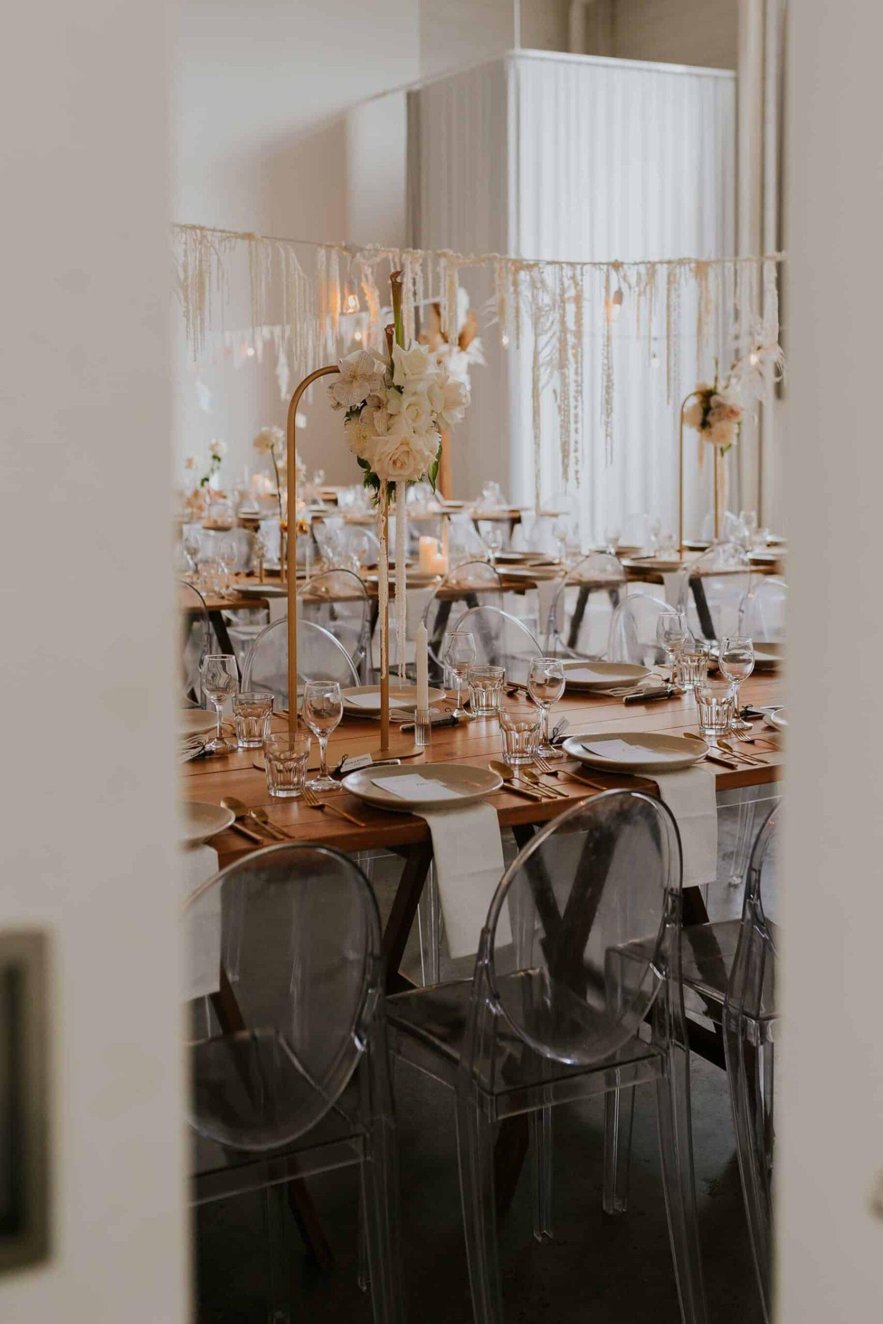 creative Sydney wedding stylist/planner - Upside Down Events