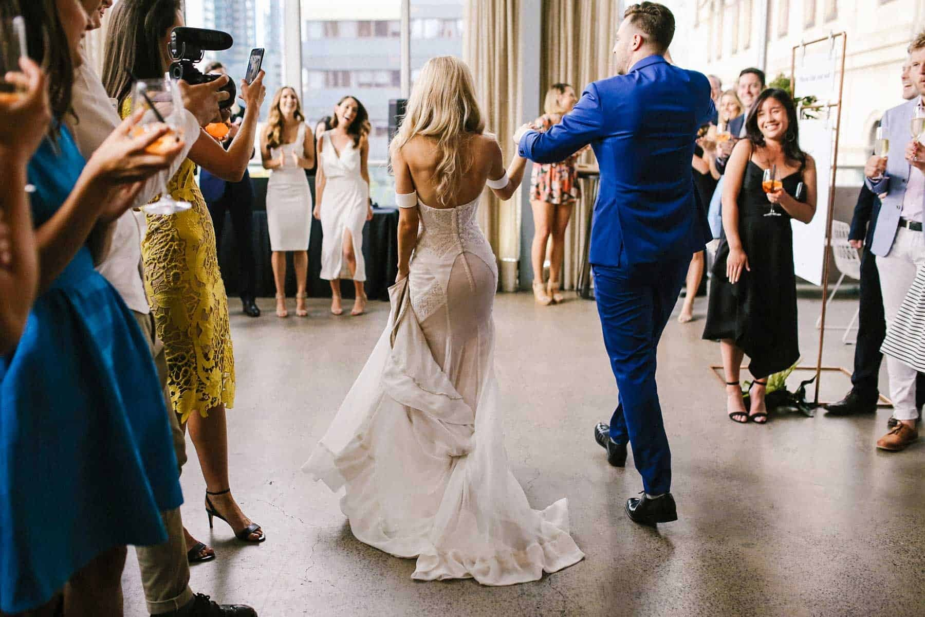 Melbourne Event Company - professional wedding band and DJ service