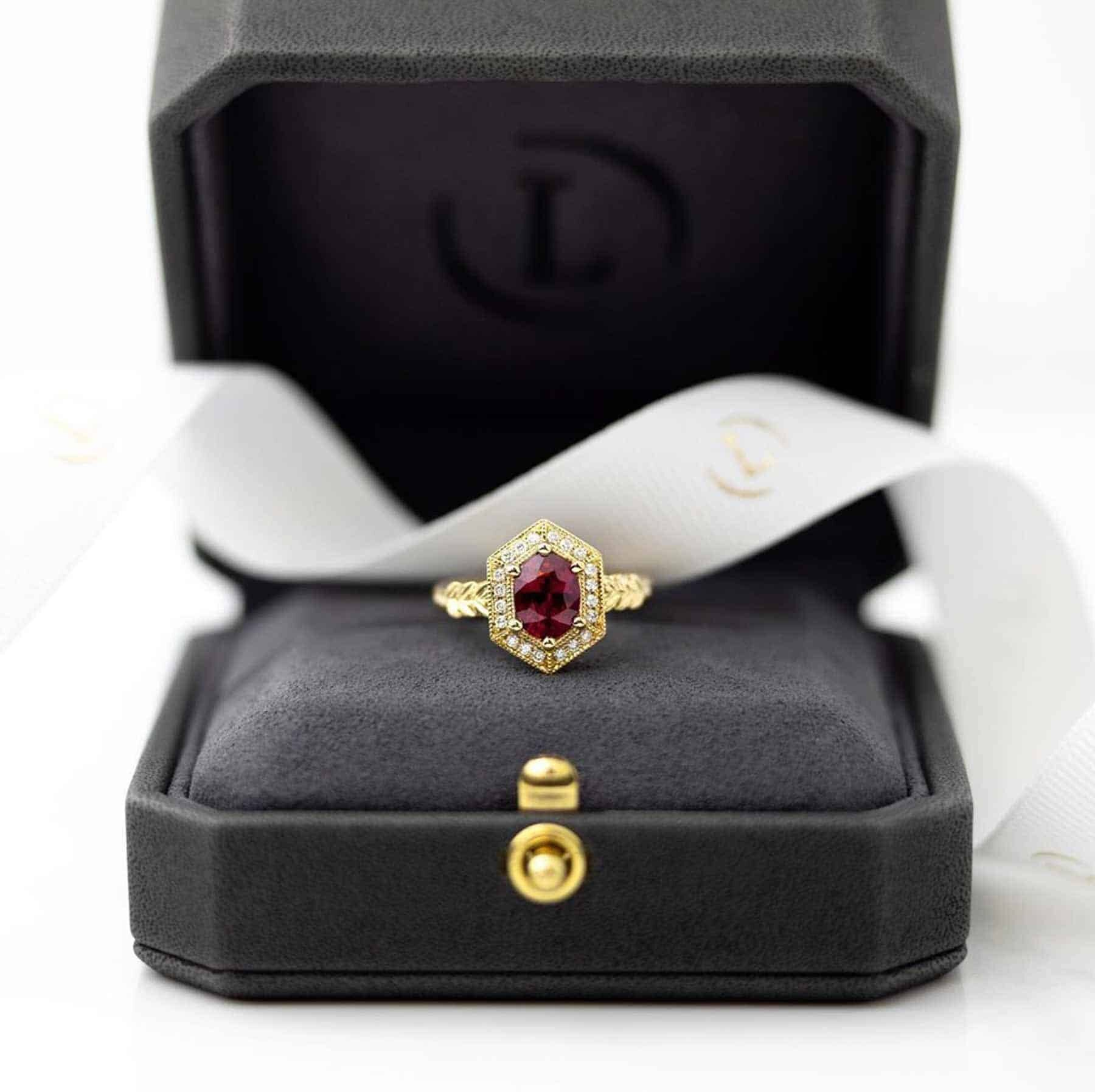 Larsen fine jewellery and ethical engagement rings