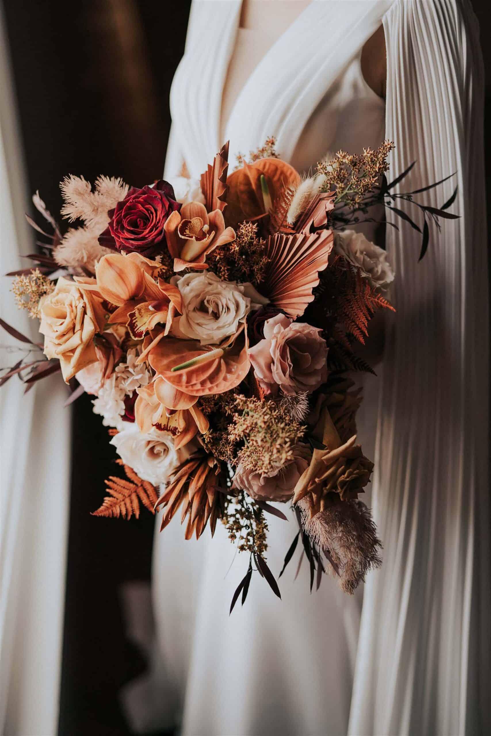 Autumn Rustic Bouquet